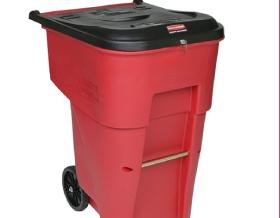 Línea de contenedores de basuras | CJS Canecas - Rubbermaid