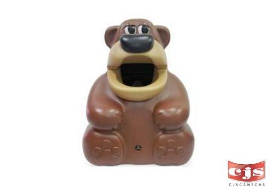 Caneca tipo oso