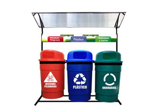 Plan de reciclaje en empresas