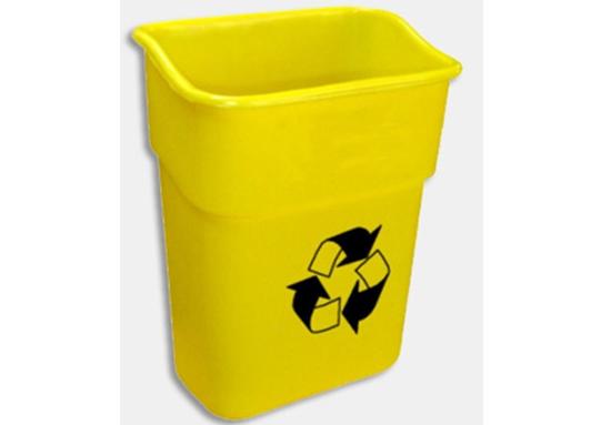 Recipientes para poste plásticos | CJS Canecas
