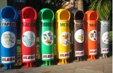 reciclaje en colegios